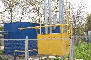 Газорегулирующие установки
